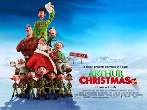 Arthur Christmas film review